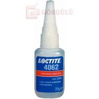LOCTITE HIZLI YAPIŞTIRMA 4062 20 GR|Loctite® 4062 - Instant Adhesive / Ultra Fast Curing 20 gr
