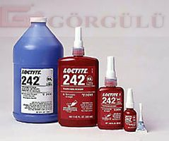 LOCTITE CİVATA SABİTLEYİCİ 242 50 ML|Loctite® 242® Threadlocker 50 ml