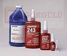LOCTITE CİVATA SABİTLEYİCİ 243 1 L|Loctite® 243™ Threadlocker 1 Lt