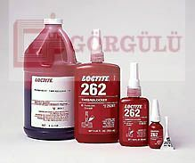 LOCTITE CİVATA SABİTLEYİCİ 262 250 ML|Loctite® 262™ Threadlocker 250 ml