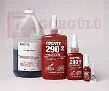 LOCTITE CİVATA SABİTLEYİCİ 290 250 ML|Loctite® 290™ medium strength threadlocker 250 ml