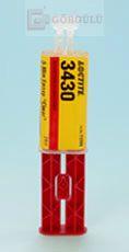 YAPISAL YAPIŞTIRMA Loctite 3430 A&B 25 ML İKİZ ŞIRINGA (EPOKSİ YAPIŞTIRICI)|Five-minute Epoxy Loctite® Hysol® 3430 A&B, 25ml Twin Syringe
