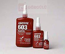 LOCTITE SIKI GEÇME 603 250 ML|Loctite® 603 - General Purpose - Retaining Compound 250 ml