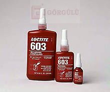 LOCTITE SIKI GEÇME 603 50 ML|Loctite® 603 - General Purpose - Retaining Compound 50 ml