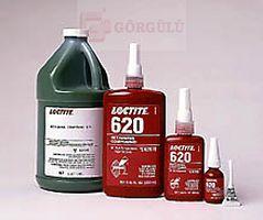LOCTITE SIKI GEÇME 620 250 ML|Loctite® 620 - Retaining Compound - Fills Large Gaps 250 ml