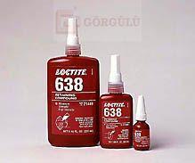 LOCTITE SIKI GEÇME 638 250 ML|Loctite® 638 - Maximum Strength Retaining Compound 250 ml