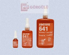 LOCTITE SIKI GEÇME-RULMAN SABİTLEYİCİ 641 50 ML|Loctite® 641 - Medium Strength Retainer 50 ml