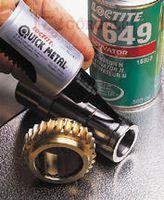 LOCTITE SIKI GEÇME BÜYÜK BOŞLUKLAR İÇİN 660 50 ML|Loctite® 660™ Quick Metal® Retaining Compound, Press Fit Repair 50 ml