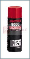 YÜZEY KORUMA VE PAS GİDERME 8005 400 ML (KAYIŞ BAKIM SPREYİ)|Loctite® 8005 - Belt Dressing 400 ml