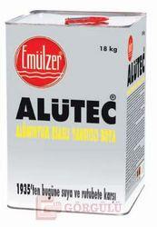 ALÜTEC Bitüm-alüminyum esaslı yansıtıcı boya 18 KG TENEKE|ALUTEC Gross 18 kg metal cans