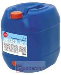 ANTI FROST -10C DONMA ÖNLEYİCİ HARÇ KATKISI|ANTI FROST -10ºC 25 kg plastic drum