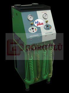 b8 ETM 2000 - Enjeksiyon Temizleme Makinası