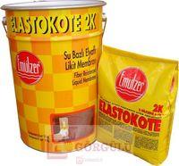 ELASTOKOTE SU BAZLI ÇİFT KOMPONENTLİ LİKİT MEMBRAN 2K 18+6 KG TAKIM |Elastokote 2K Available as a set (6 kg powder in a bag + 18 kg liquid component in a plastic pail)