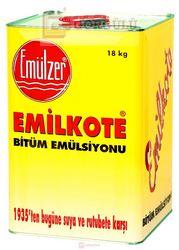 EMİLKOTE BİTÜM EMİLSİYONU 18 KG TENEKE|Emilkote 18 kg metallic case
