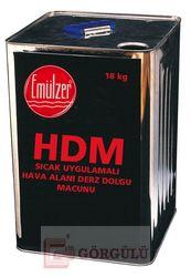 HDM SICAK UYGULAMALI HAVAALANI DERZ MACUNU 17 KG TENEKE|HDM 18 kg metallic case