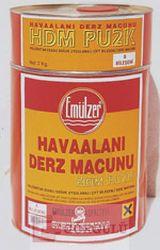 HDM PU2K SOĞUK UYGULAMALI DERZ DOLGU MACUNU 10+2 KG TAKIM|HDM PU2K 10+2 kg metallic case as a set