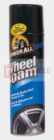 ARMOR ALL JANT TEMİZLEME KÖPÜĞÜ 500 ML AEROSOL|Wheel Cleaning Foam 500 ml