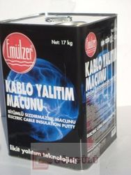 KABLO YALITIM MACUNU 17 KG TENEKE|Cable Insulation Putty 18 kg metallic case
