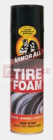 ARMOR ALL LASTİK TEMİZLEME KÖPÜĞÜ 500 ML AEROSOL|Tire Cleaning Foam  500 ml.