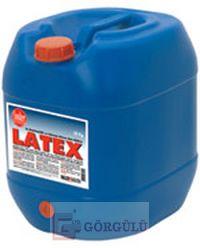 LATEX ADERANS ARTTIRICI BETON KATKISI 20 KG BİDON|LATEX 20 kg plastic drum