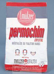 PERMO-CHIM CRYSTAL ÇİMENTO ESASLI SU YALITIM MALZEMESİ 25 KG KRAFT TORBA|PERMO CHIM CRYSTAL 25 kg kraft bag