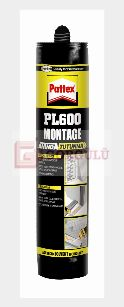 PL 600 MONTAJ YAPIŞTIRICISI 300 ML | Non Constrıction And Montage Adhesive 300 Ml