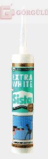 SİSTA EXTRA WHITE SİLİKON 310 ML - BEYAZ