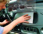 TERODEM SP 100, YAN PANELLER 50x25 CM (6 LEVHA) |Terodem SP 100 Alu - Sound protection panels 50X25 cm